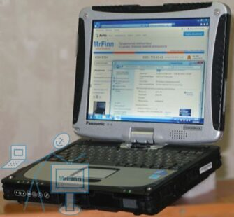 Panasonic ToughBook CF-19 MK-5