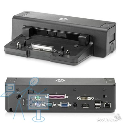 Док-станция HP type 8540 Plus