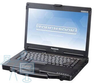 Panasonic Toughbook CF-53 MK-2 с тач.скрин