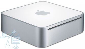 "Apple Mac mini ""Core 2 Duo"" 1.83 Specs"