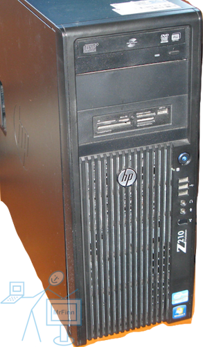 HP Z210 WorkStation