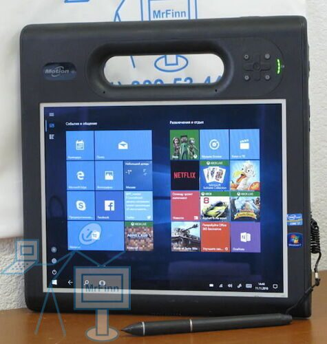 Motion Computing F5 Tab