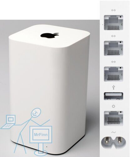Apple AirPort Extreme A1521