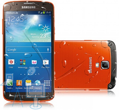 Samsung Galaxy S4 Active Red