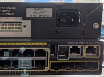 Cisco Catalyst 2960S